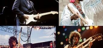 Top 10 des meilleurs guitaristes de tous les temps