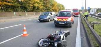 Top 5 des causes d'accident en moto