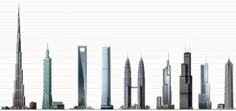 Top 10 des tours les plus hautes du monde